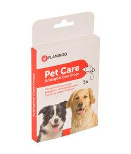 Ecolog. verzorgingsdruppels hond
