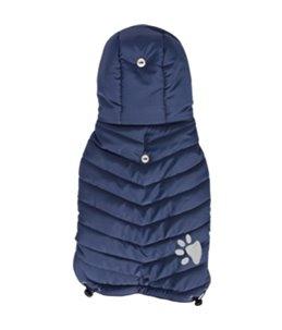 Hondenjas paw blauw 35cm