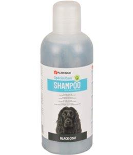 Shampoo care donkere vacht -1l