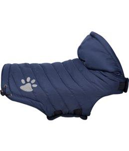Hondenjas paw blauw 40cm