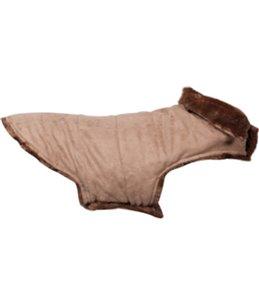 Hondenjas grizly beige 40cm