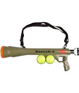 Bazooka shooter+tennisbal