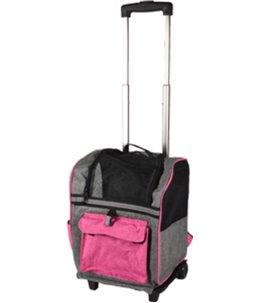 Smart trolley kiara enkel roze