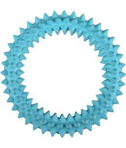 Hs rubber scrum ring blauw 15cm