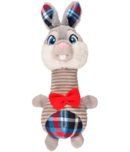 Kerst hs konijn dumbell lijf 27cm