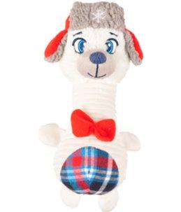Kerst hs polar beer dumbel.lijf27cm