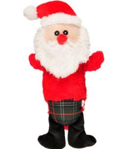 Kerst hs kerstman+been 2in1 32cm