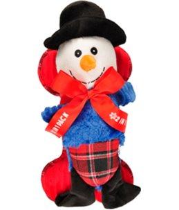Kerst hs sneeuwman+been 2in1 33cm