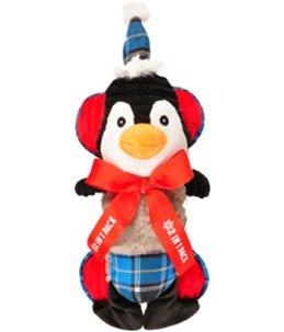 Kerst hs pinguin+been 2in1 38cm