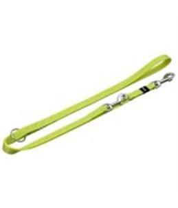 Asp trainl refl. geel 200cm15mm