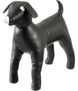 Display hond zwart l - 45cm