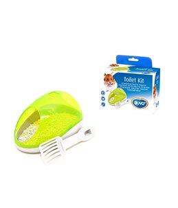 Hamster Toilet Kit