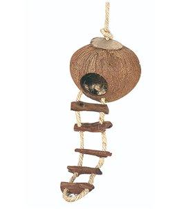 Coconut Huis met Ladder en Touw