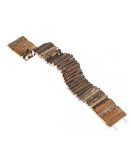 Buigbare Houten Ladder