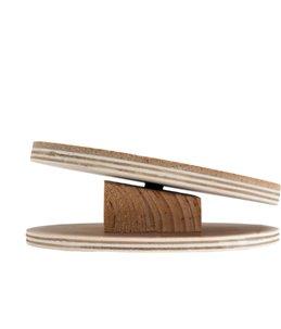 Bogie disc houten loopsch+kurk 30cm