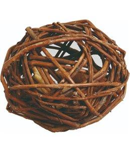 Bal willow gevuld met appel