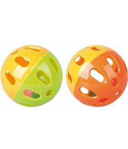 Knaagdierspeelgoed bal