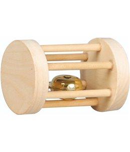 Rammelaar met bel 7cm