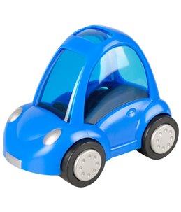 Ks bertrand auto blauw 14x9x11cm