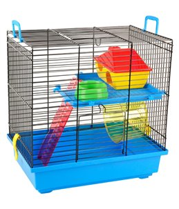 Hamsterkooi diego 1 36x24x36cm