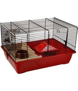 Hamsterkooi enzo 1 41,5x28,5x25,5cm