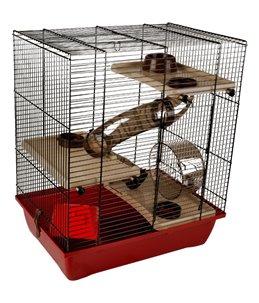 Hamsterkooi enzo 3 41,5x28,5x48,5cm