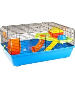 Hamsterkooi milo 1 58x38x28cm
