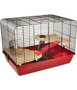 Hamsterkooi milo 2 58x38x42,5cm