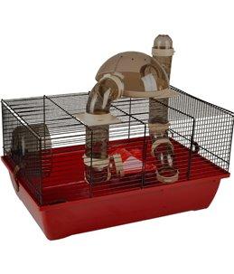 Hamsterkooi mido 50x33x39cm