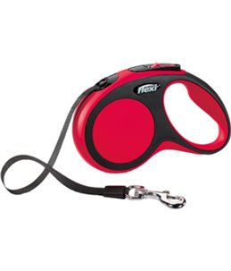 Flexi new comfort band s rood 5m- 15kg
