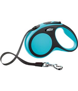 Flexi new comfort band s blauw 5m-  15kg