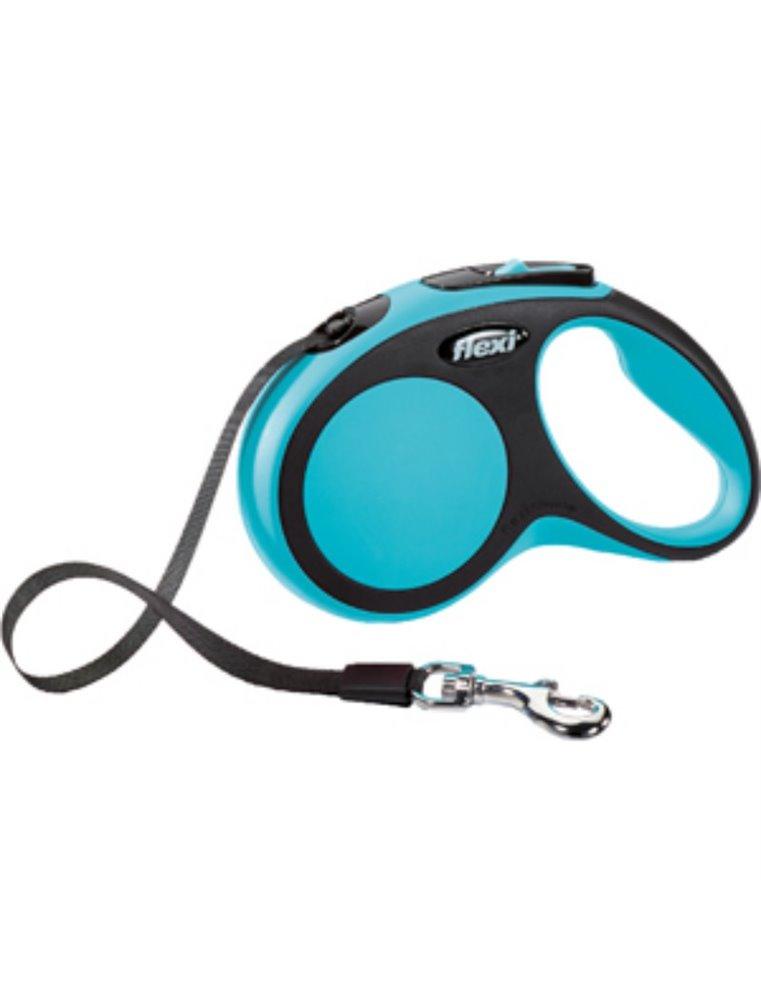 Flexi new comfort band s blauw 5m-  15kg