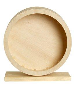 Bogie rad houten wonderland 30cm