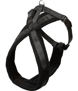 Asp cross tuig zwart 74-100cm25mm l/xl