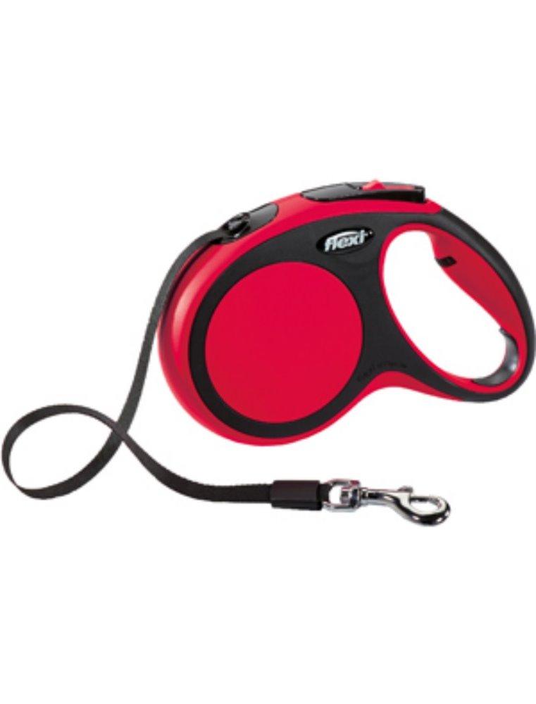 Flexi new comfort band m rood 5m-  25kg