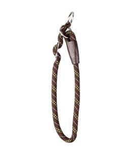 Halsband streetlife bruin 55cm