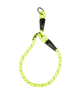 Rover halsband rimo geel 55cm12mm