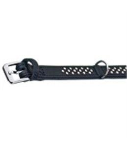 Rondo halsband sb zwart 47cm30mm
