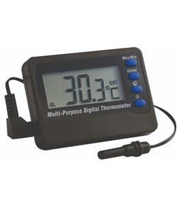 Digitale thermometer met alarm