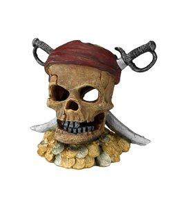 Pirate skull sword head