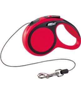 Flexi new comfort koord xs rood   3m-8kg