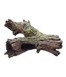 Decoration tree log