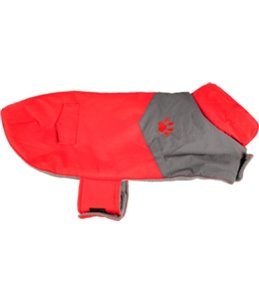 Regenjas juno rood 30cm
