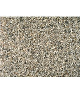 Aquariumsoil gravel clair