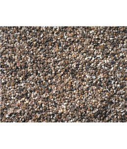 Aquariumsoil gravel dark