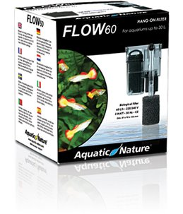Hang on filter flow 60