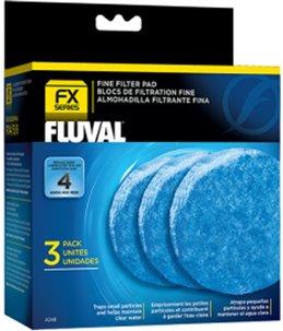 Fl fx6 fijnfilter pads 3st