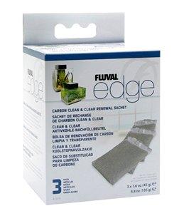 Fl edge koolstoffilter, 3st.