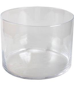 Bokaal cylinder 28 cm