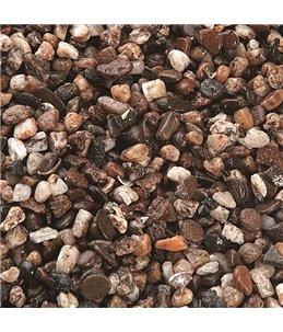 Grind donker 8 l - 10 kg